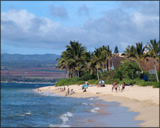 Waialua in the State of Hawaii
